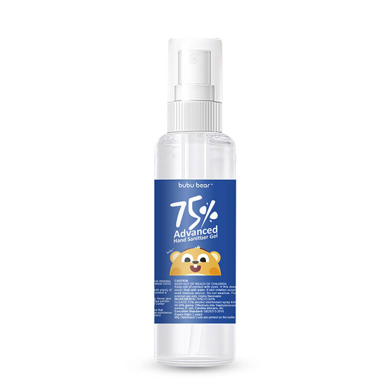 75%Alcohol Disinfectant Spray BuBuBear