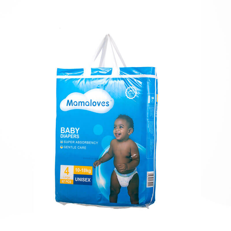 Ultra Dry Baby Diaper MAMALOVES