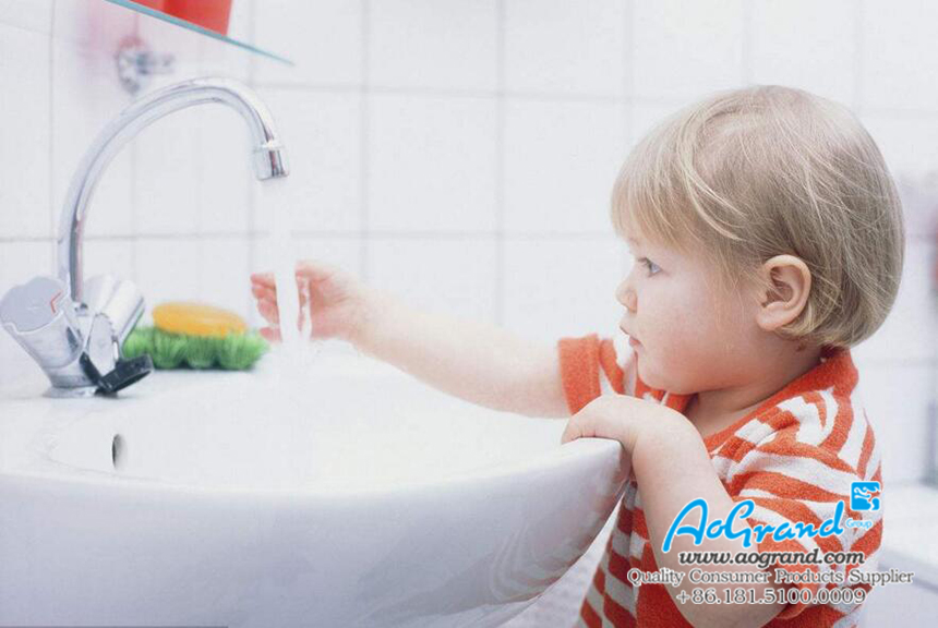 Hand-washing Ways For Baby