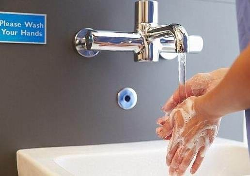 Certain Time, Wash Your Hands More Healthier