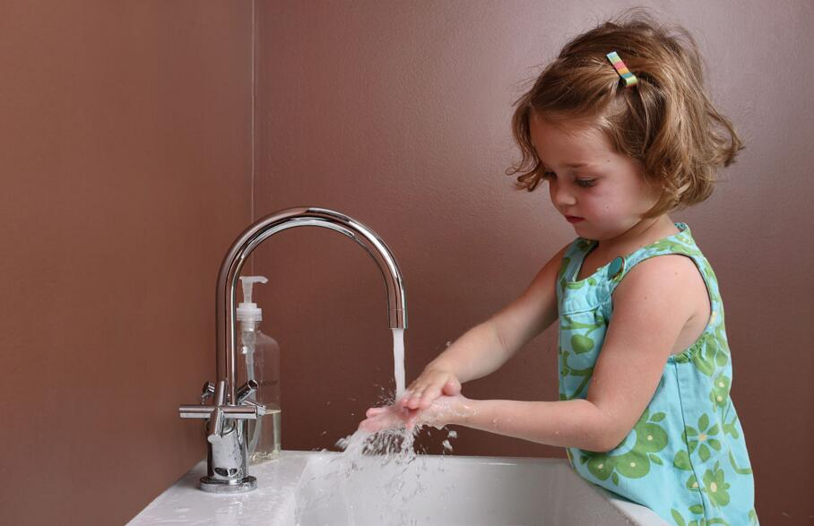Washing Hands Should Master the Methods